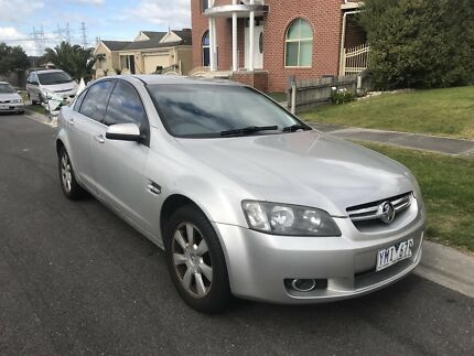 2007 Holden commodore with rego