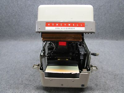 Vintage Honeywell 906c Visicorder Oscillograph 906c-169xfgh Powers On