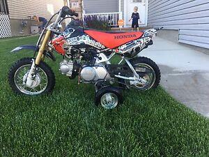 Honda crf 50
