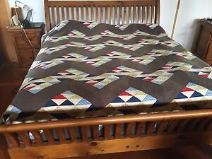 King size bed plus mattress Samford Valley Brisbane North West Preview
