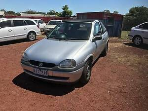 1998 Holden Barina Convertible Ferntree Gully Knox Area Preview