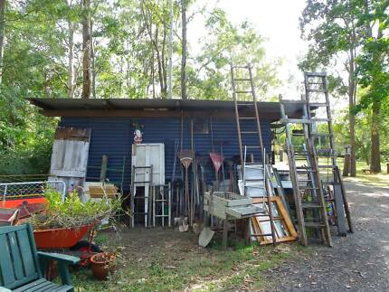 Tons of old vintage retro & rustic stuff + shabby chic & more Joyner Pine Rivers Area Preview