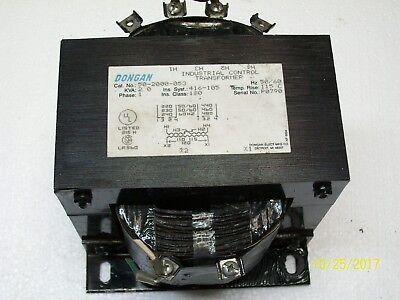 Dongan Industrial Control Transformer 50-2000-053