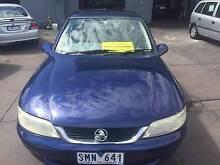 2000 Holden Vectra Sedan Oakleigh Monash Area Preview