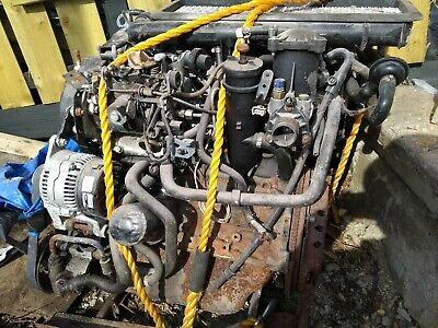 PEUGEOT CITOREN 1.9 XUD9TE ENGINE COMPLETE