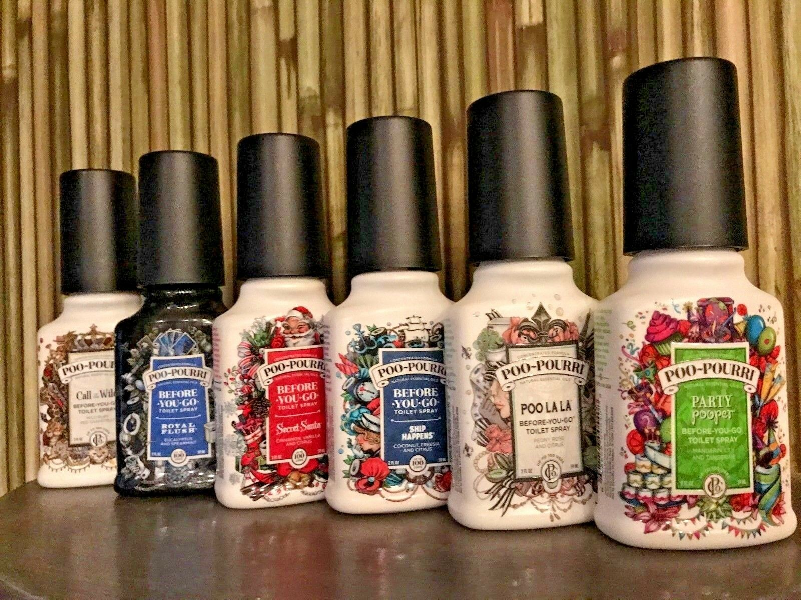 Poo~Pourri Before You Go Toilet Spray NEW