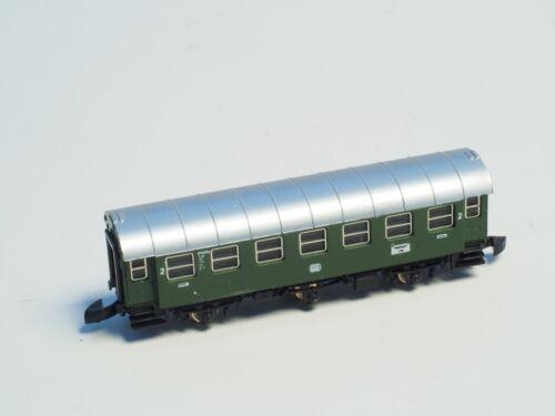 8707 Marklin Z-Scale  DB 3 axle Passenger Car 2nd Class