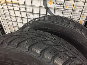 Winter tires on rims 185/65R14 Nexen Winguard 231