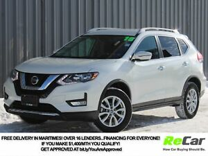 2018 Nissan Rogue SV SAVE $6,249 VS NEW | HEATED SEATS
