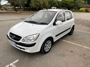 2009 Hyundai Getz S Bentley Canning Area Preview