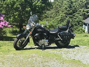 2002 Honda Shadow ACE 750