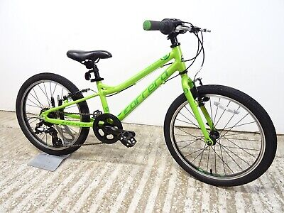 "Carrera Abyss Jr 20"" Hybrid Bike Boys Kids Unisex 10.5"" Alloy Tidy Used VGC"