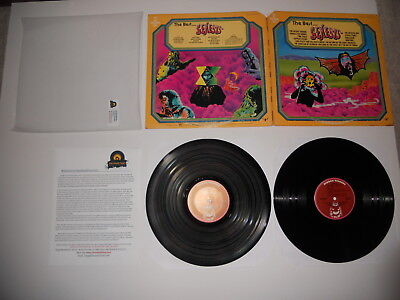 Genesis The Best (Foxtrot & Nursery Cryme) '76 Buddah EXC Ultrasonic (Best Supersonic Recorders)