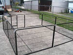 BRAND NEW Pet Dog Encl Play Pen Run-80cmHx120cmWx8 PANEL Kingston Logan Area Preview