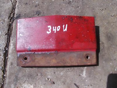 International 340 Utility Tractor Original Ih Dash Cover Panel