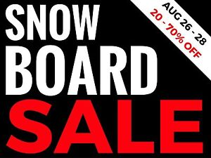 Manly Snowboard Sale !!! - Snowboards, Bindings, Outerwear & More Manly Vale Manly Area Preview