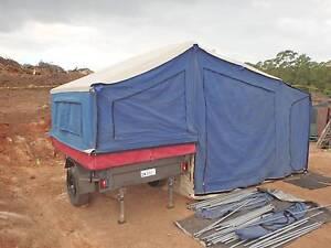 Homemade camper Kenmore Brisbane North West Preview