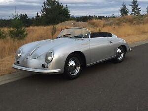 1957 Porsche Speedster Ebay