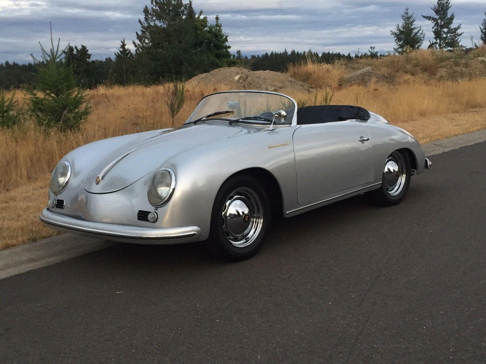 1957 Porsche 356 Speedster 1957 Porsche 356 Speedster