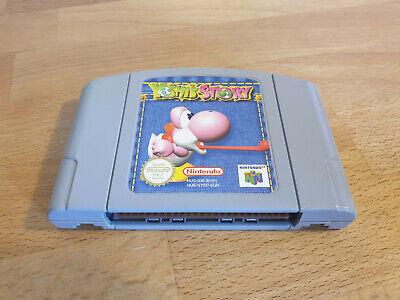 Yoshis Story Nintendo 64 N64 PAL
