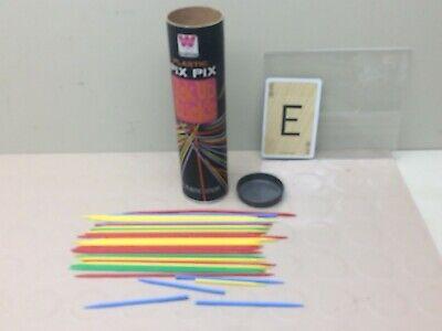 Pix Up Sticks (Vintage Pix Pix Plastic Pick Up)