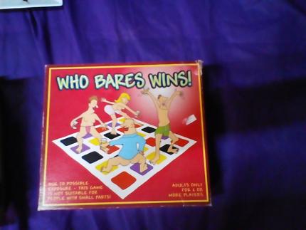 Who bares wins