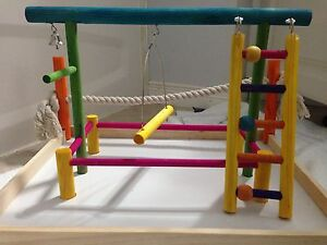 ▪️ BIRD CAGE WITH PLAYGROUND NEED GONE TODAY ▪️