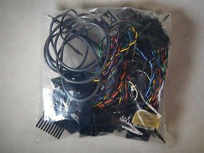 Used Tektronix Oscilloscope Essentials Probe And Leads Bag Lot Nice Q1