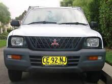 2002 Mitsubishi Triton Ute GL MK Manual MY02 2.4 Litre Glenwood Blacktown Area Preview