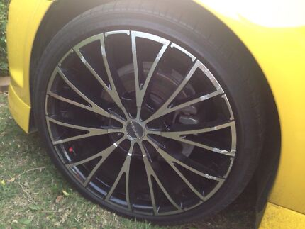 20' pdw wheels suit ve  Coomera Gold Coast North Preview