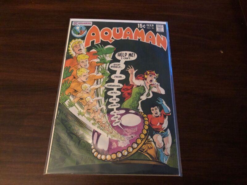 Aquaman 55 Fine