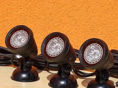 Oase Lunaqua Classic LEDSet 3 neues Modell A++ (50530) gebraucht kaufen  Hüttelngesäß