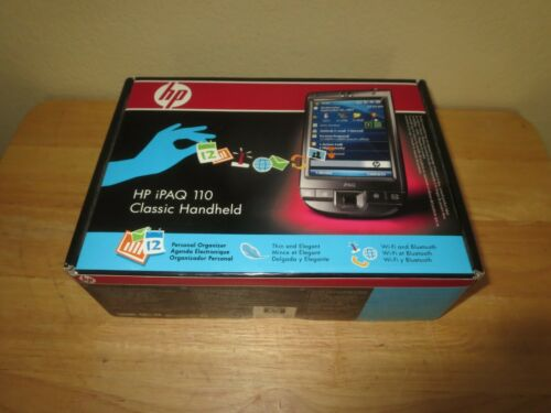 HP iPAQ 111 Pocket PC Classic Handheld 110 Series  Windows Mobile 6 64MB - NEW