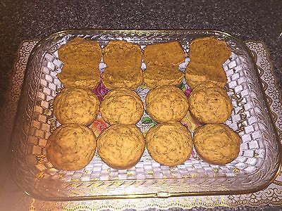12 Vegan Pumpkin Spice Muffins - Moist, delicious, dairy, egg and soy free