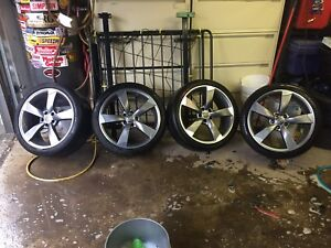 Mags,audi tt,rs rotor 19 inchs
