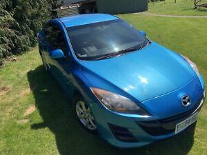 2010 Mazda Mazda3 Maxx Sport 6 Sp Manual 4d Sedan