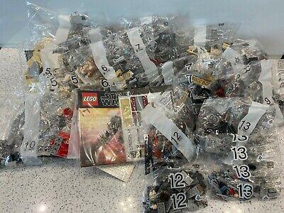 LEGO 75222 Star Wars Betrayal at Cloud City Set New Without Box