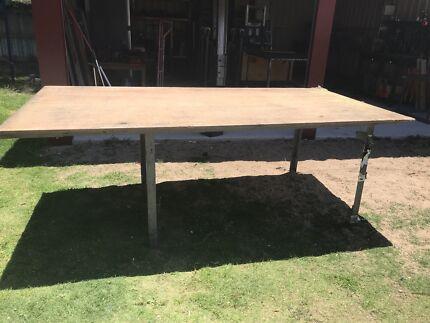 Work bench $70