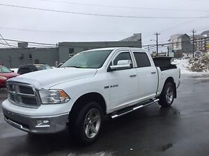 2010 RAM 1500 SLT, 4by4, inspected