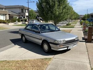 Cleanest 1991 Camry Rego and RWC