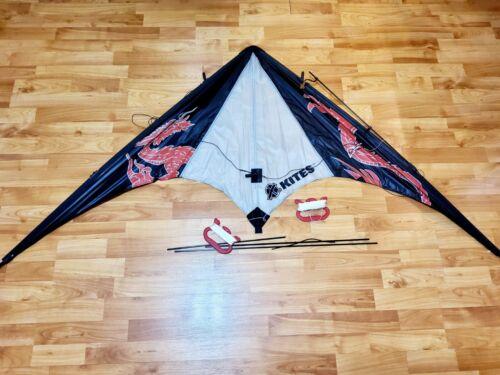 X Sport DRAGON Nylon Sport Kite 72 inch wingspan New