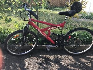 Size 26 mountain bike