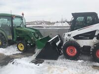 Cams Contracting Snow Removal Booking for  Fall 2018/2019