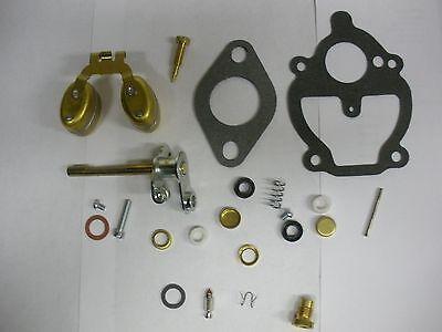 Zenith Carburetor Kit Float Ih Farmall A A1 Av B Bn C Super A C 100 130 140