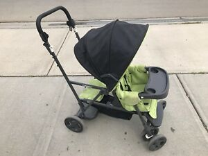 Joovy Caboose Sit & Stand Style Stroller