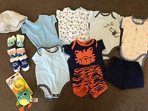 Boys 000 Clothing (Spring/Summer) Burton Salisbury Area Preview