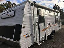 2012 Paradise Freestyle Pop Top Bunk Caravan Clare Clare Area Preview