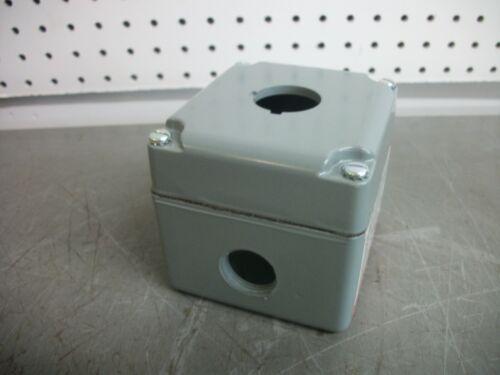 Square D 1-unit Heavy Duty Pushbutton Enclosure 9001ky1 Nob