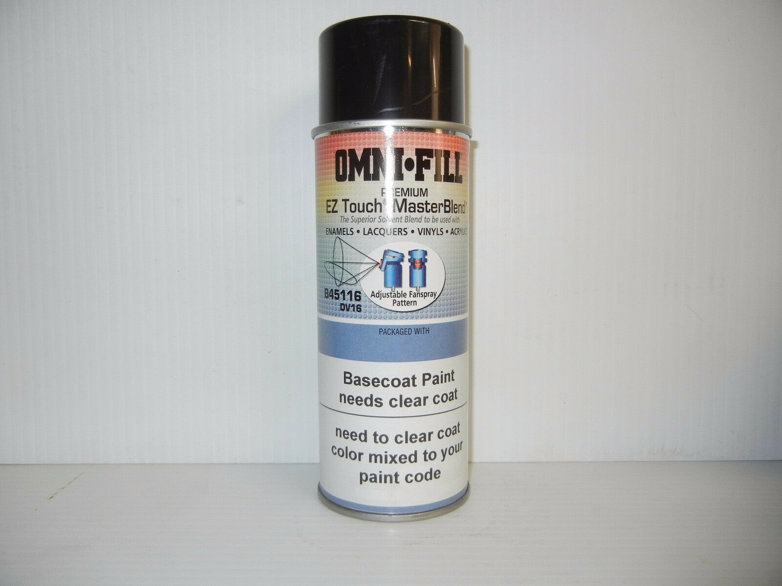 Touch Up Custom Spray Can Automotive Paint for BMW 354 Titanium Silver Metallic