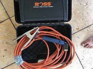 Ross 160 tig/arc welder Zillmere Brisbane North East Preview